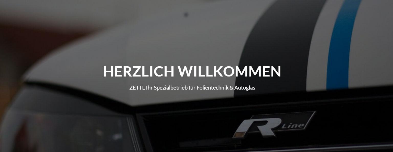 Autoglas Binau - ZETTL: UV Schutzfolien, Scheibentönung / Auto & LKW Folierungen, Milchglasfolierung, Milchglasfolien