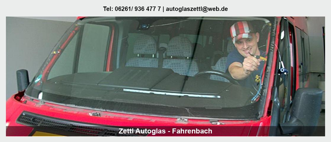 Steinschlagreparatur Sachsenheim - autoglas-zettl: Neuverglasungen, Omnibus Scheiben