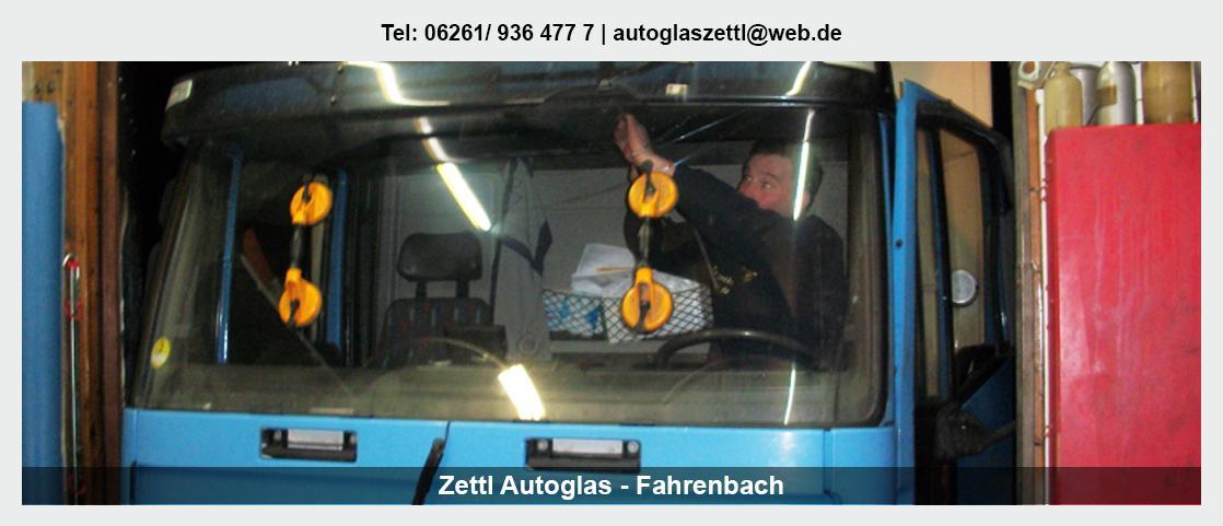 Steinschlagreparatur Jagsthausen - autoglas-zettl: Neuverglasungen, Omnibus Scheiben